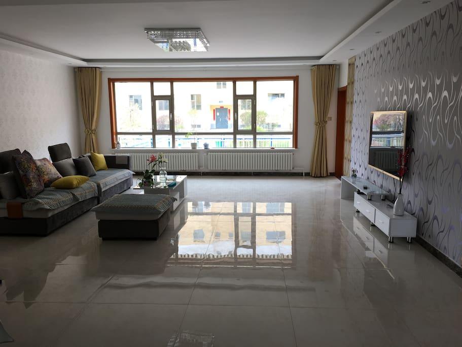 36平米客厅