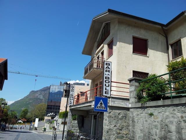 mansarda roulette - Saint-Vincent - Apartamento