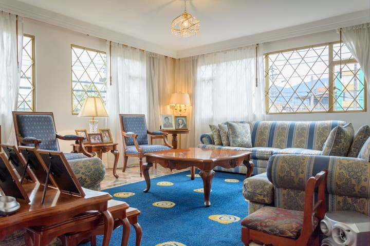 Nice Private Cosy room in Bogota - Bogota - Ev