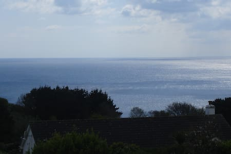 Penlowen Polperro  - eco friendly with sea views