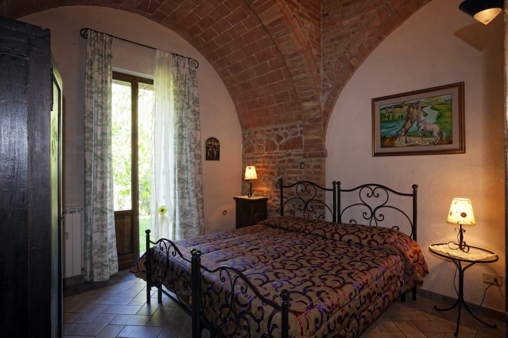 Romantic's apartment