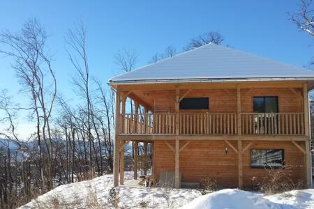 Chambre avec terrasse panoramique - Gap