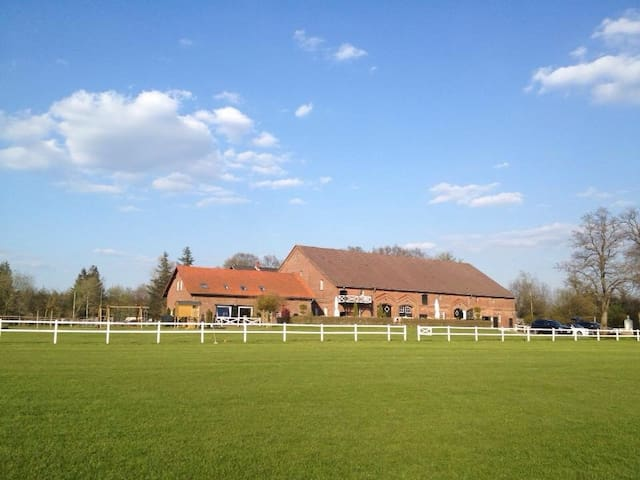 Gut Aspern Polo Club bei Hamburg - Groß Offenseth-Aspern