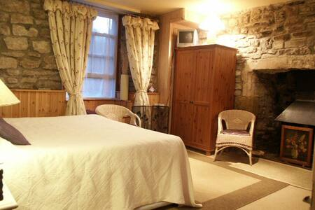 Templefarmhouse B&B Double-Wet Room Ground floor - Swinithwaite