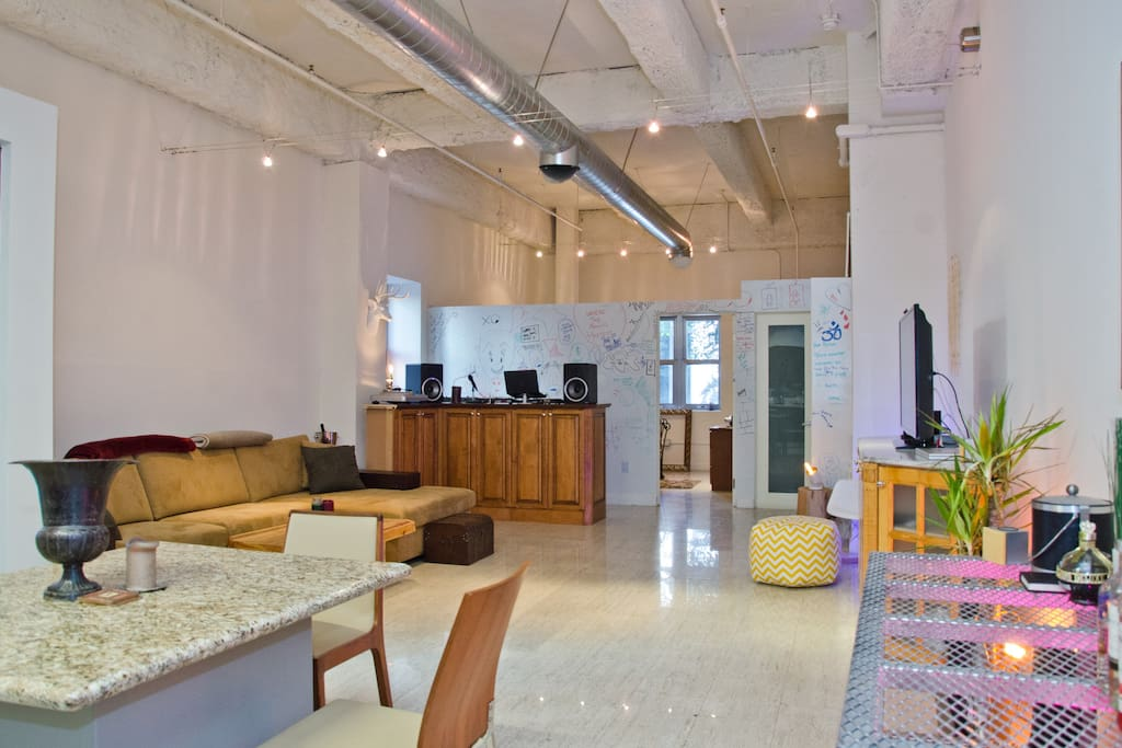 modern 1br loft in downtown la houses for rent in los angeles