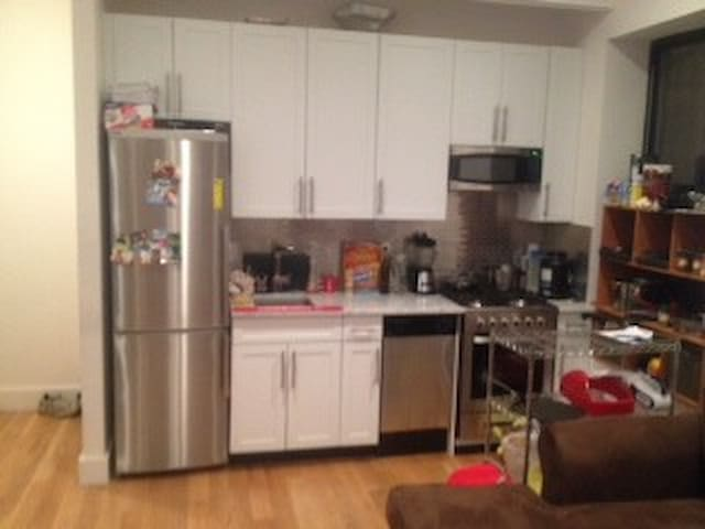 Super Bowl Wknd! 3-Bedroom Apt UWS - New York - House
