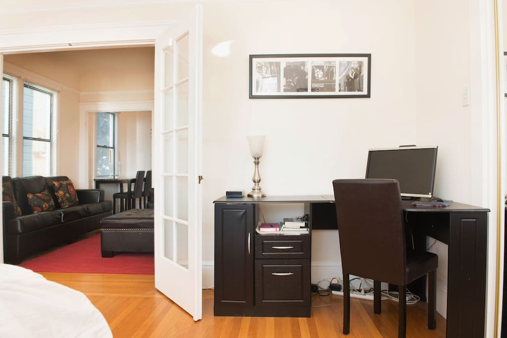 1 Bedroom Apt In Pacific Heights Great Location