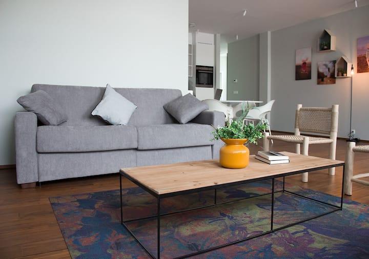 Smartflats Diamant 1.2 - 2 Bedroom Terrace Duplex
