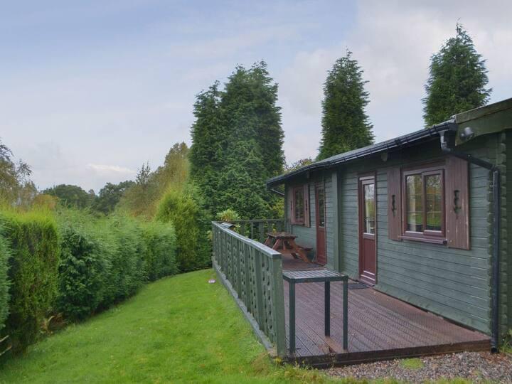 Rowan Tree Log Cabin - UK12868 (UK12868)