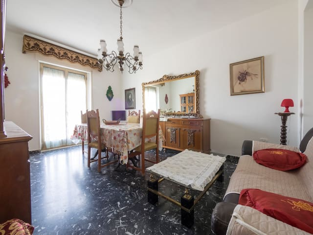 Casa centralissima vista mare - Zapponeta - Apartament