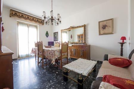 Casa centralissima vista mare - Zapponeta - Apartmen