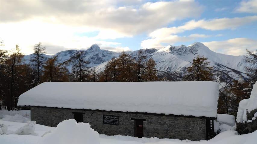 La Sousto dal Col - Rifugio Escursionistico Elva