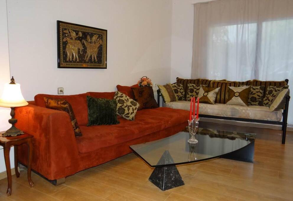 Living room - Σαλόνι