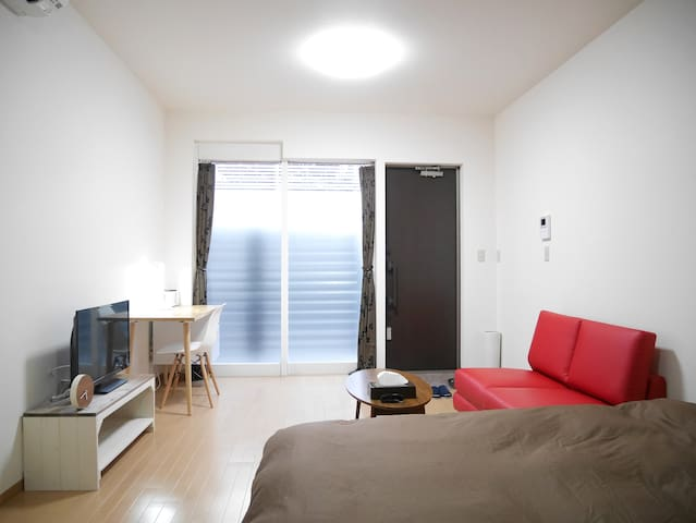 Your Private Base to Kobe/Osaka/Arima-Onsen/Himeji - Kobe Hyogo - Apartment