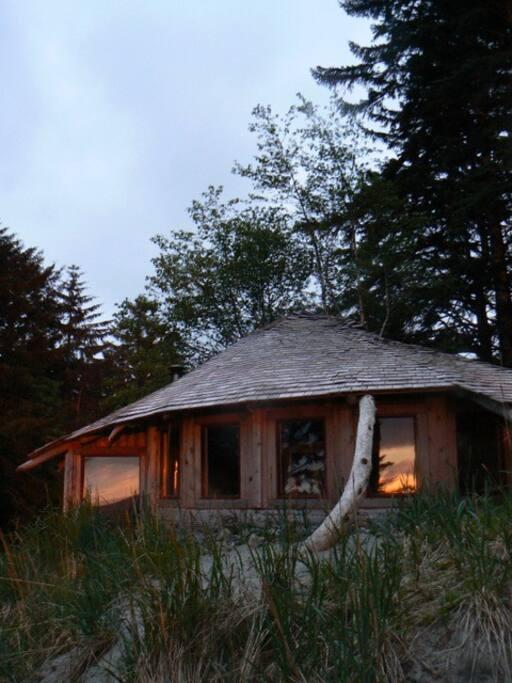A little slice of heaven on Haida Gwaii.