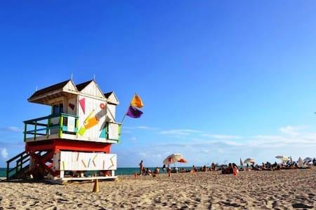 WOW!! 1B/R See Pics, Heart of SOBE6 - Miami Beach - Apartment