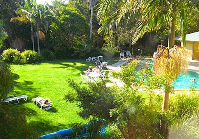 Treetops Lakeside Apartment - Byron Bay - Appartement