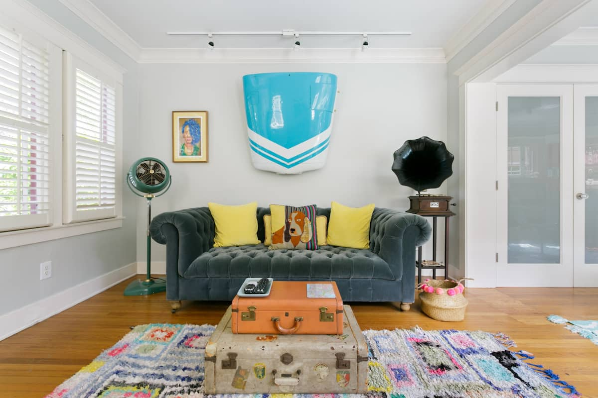 Stroll Abbot Kinney from Charming Vintage House