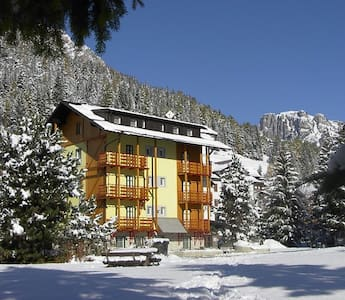 3-room apartment for 5-7 persons - Val di Fassa TO - Apartment