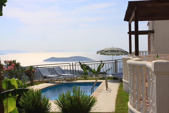 Private Pool Holiday Gardens K3 - Yalıkavak Belediyesi - Casa