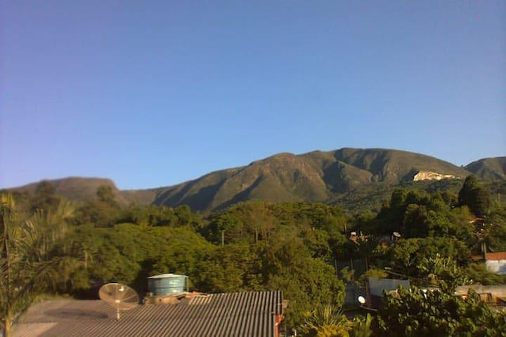 Casa-Sítio na Serra do Japi há uma hora de SP - Pirapora do Bom Jesus