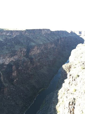 Rio Gorge Bridge Taos NM
