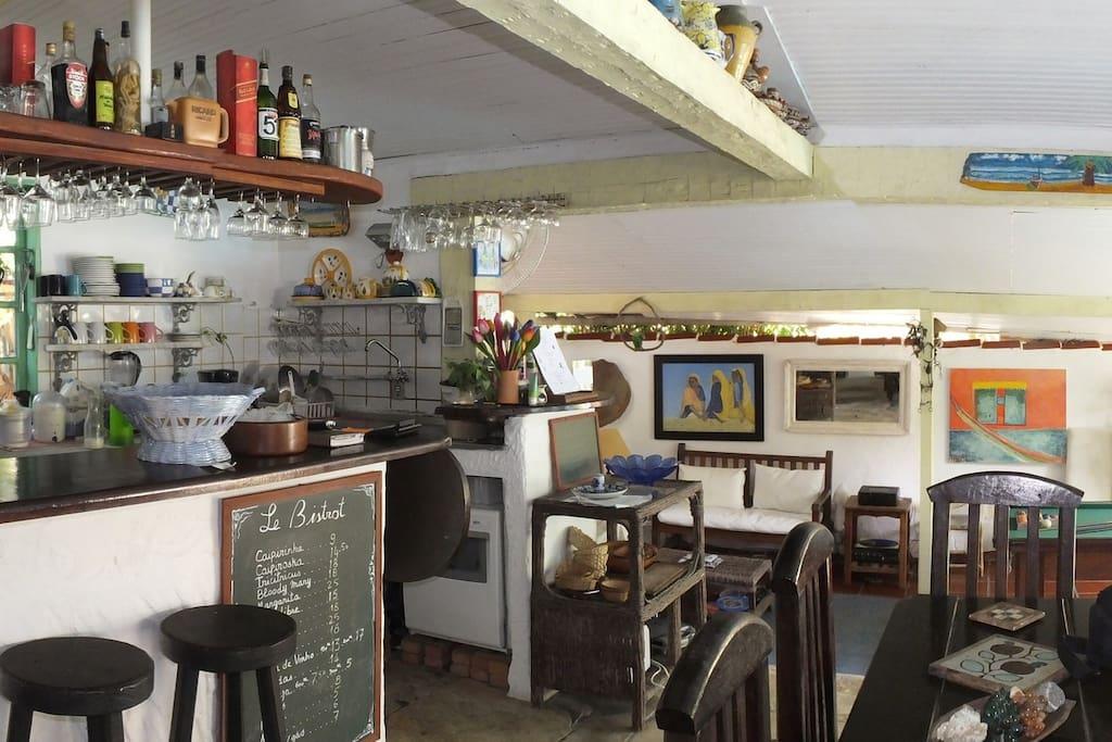 coin cuisine salon