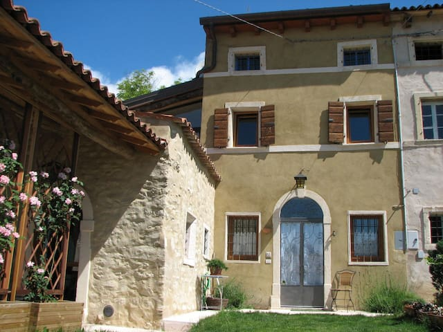 CASA COLORADA - Tregnago - House