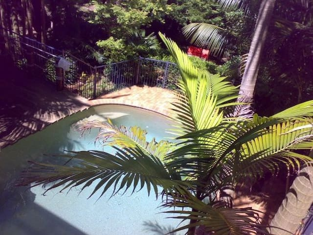 Lovely family home with pool in Austinmer - Austinmer - House
