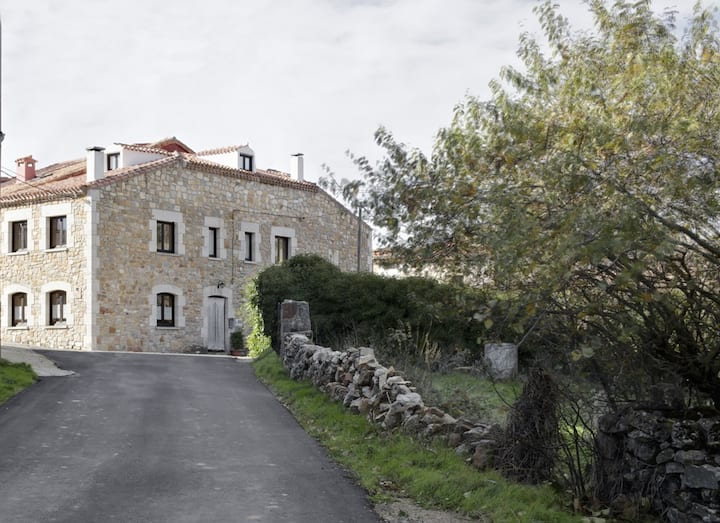Bonita casa de pueblo en Peñacoba
