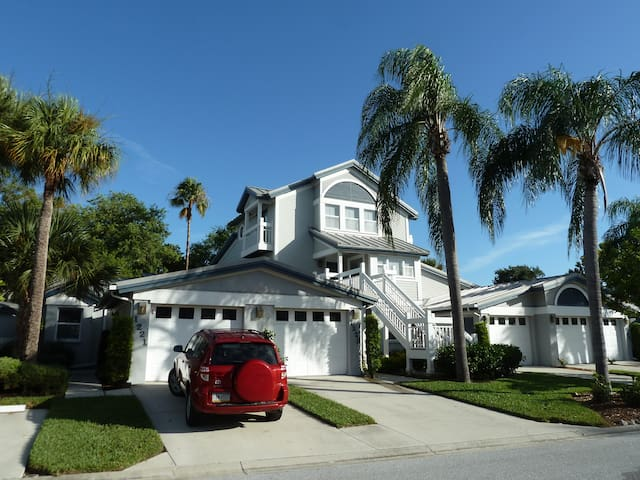 siesta key condo steps to the beach