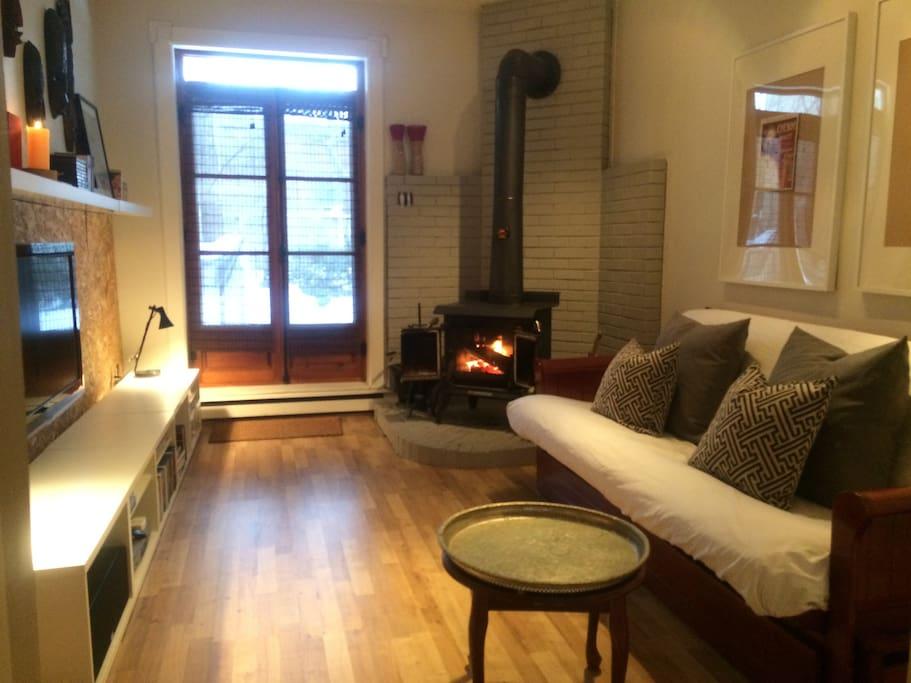 Beau condo bien situ avec jardin apartments for rent in for Beau jardin apartments reviews