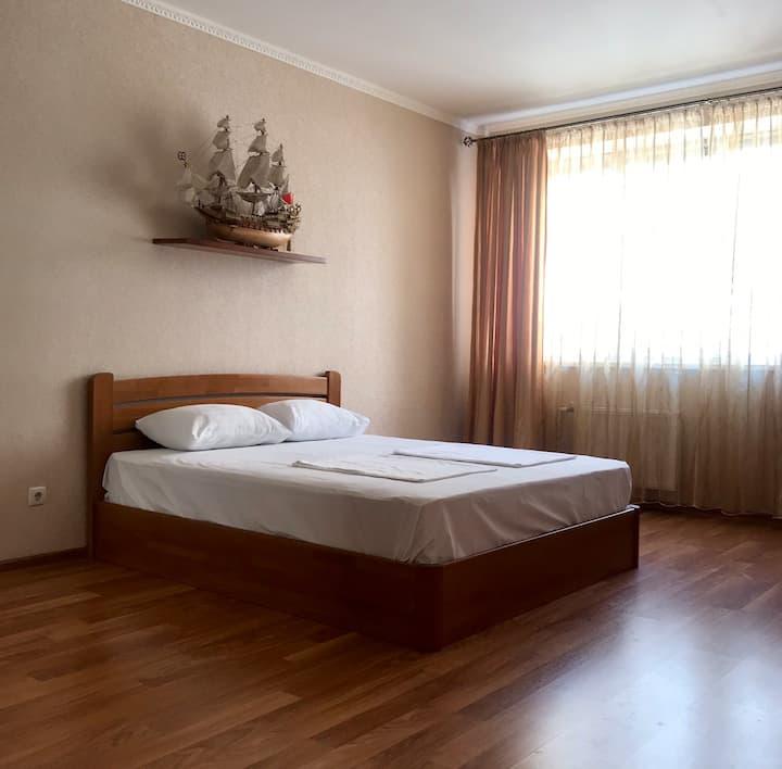 Жк «Вернисаж» Апартамент на Костанди