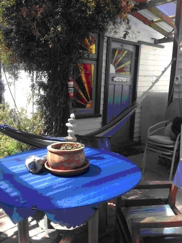 Harbour view cottage - Lyttelton - Guesthouse
