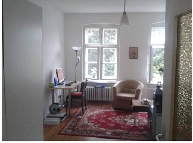 Gemütliche Wohnung in Berlin Tempelhof