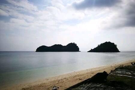 Mindoro virgin islands