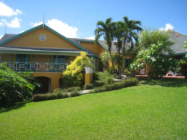 Enchanted - Western Tobago - Villa
