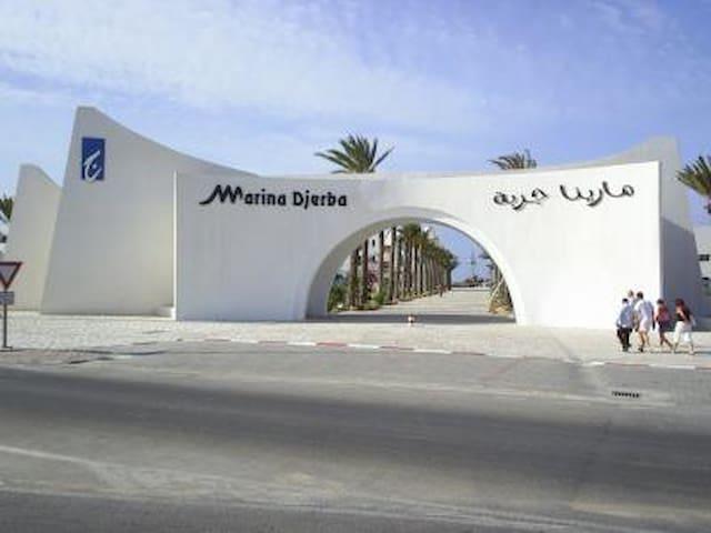 Nice Apartment in Marina Djerba-Tunisia