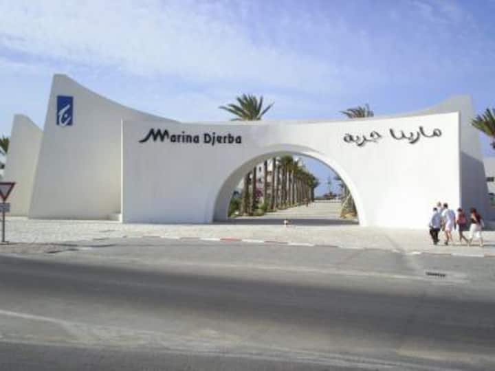 Nice Apartment in Marina Djerba-Tunisia