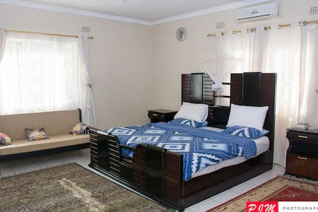 Luxurious accomodation in Liwonde