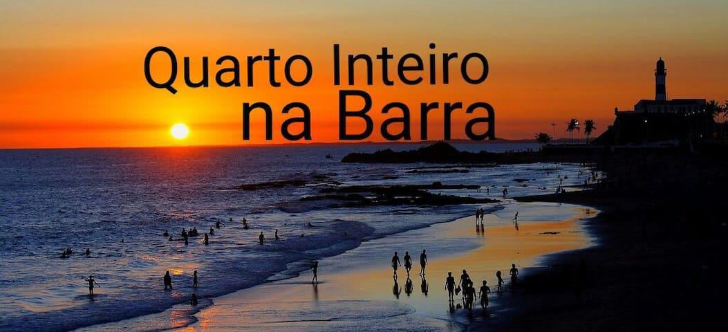 Quarto Privativo II: Barra Beach Hospd. Domiciliar