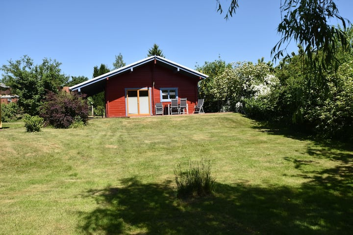 Lovely Holiday Home in Kropelin with Sauna