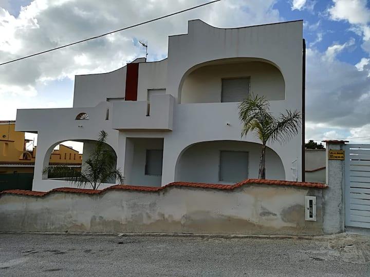 Villa Isolde - first floor