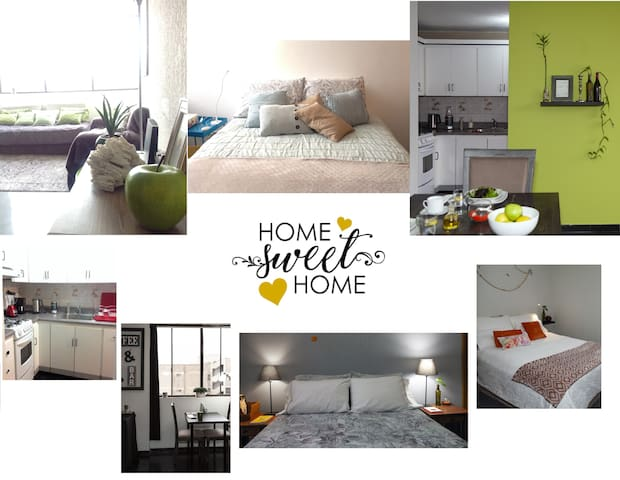 Well located & Equipped Apartment in Tijuana