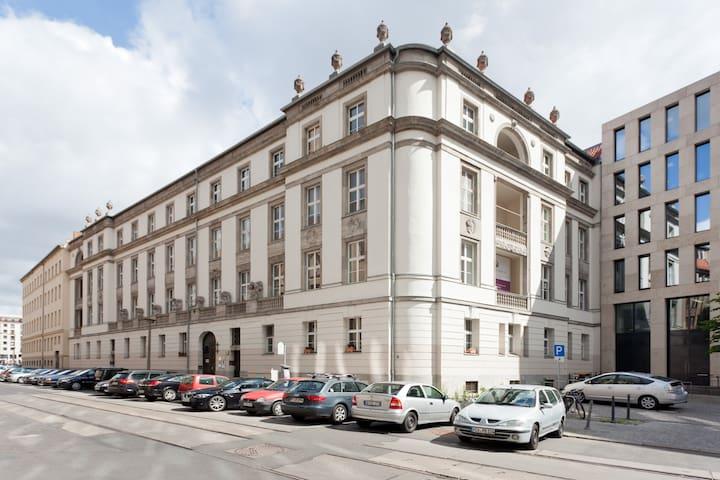 Quiet apartment in historical center