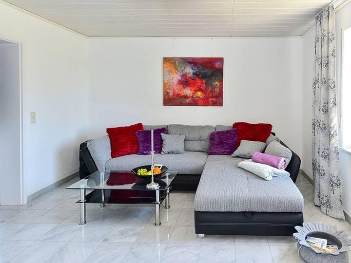 MY SECOND HOME, (Lindau am Bodensee), Ferienwohnung Giebelbach, 60 qm, 1 Schlafzimmer, 1 Wohn-/Schlafzimmer, max. 4 Personen