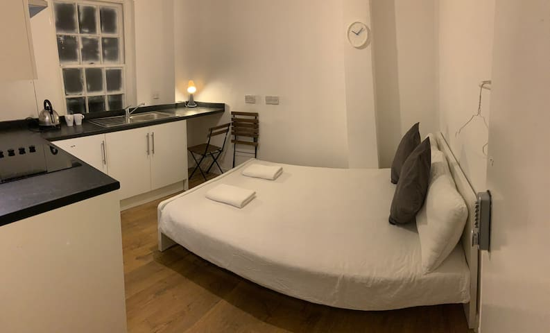 Newly Refurbished Apartment in Warren Street 1