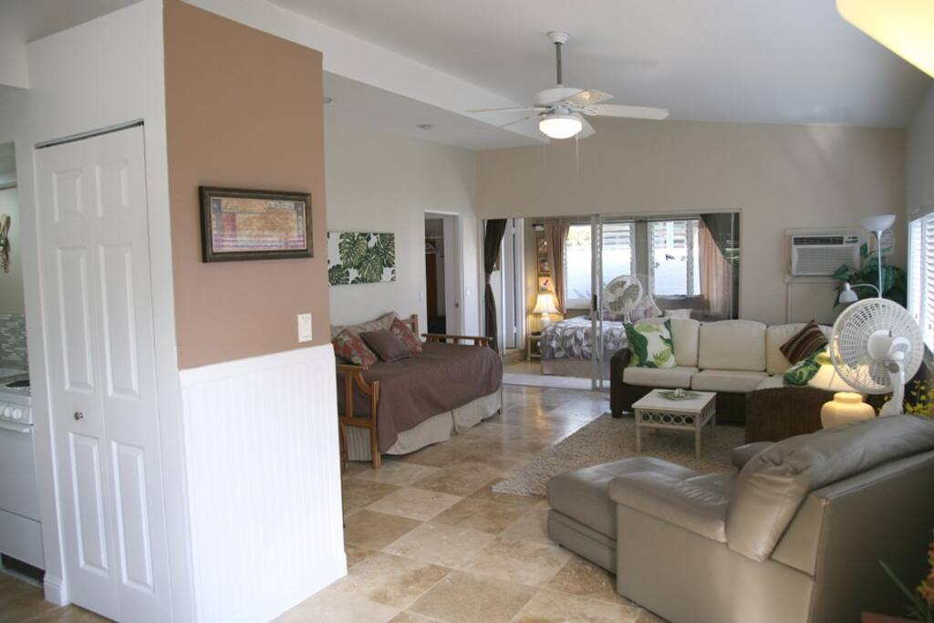 Hiilani Living Area