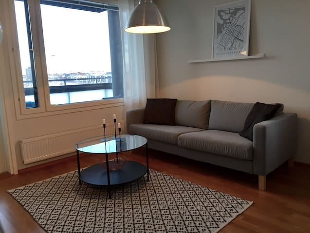 Stylish apartment for 1-2, Oulu Finland - Oulu - Leilighet