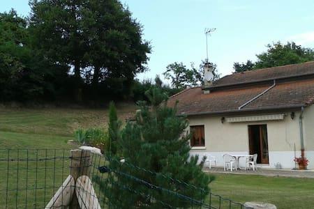 maison de campagne - Essertines-en-Donzy - Dům